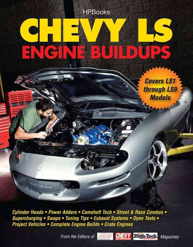 Chevy LS Engine Buildups HP1567 By Benty, Cam